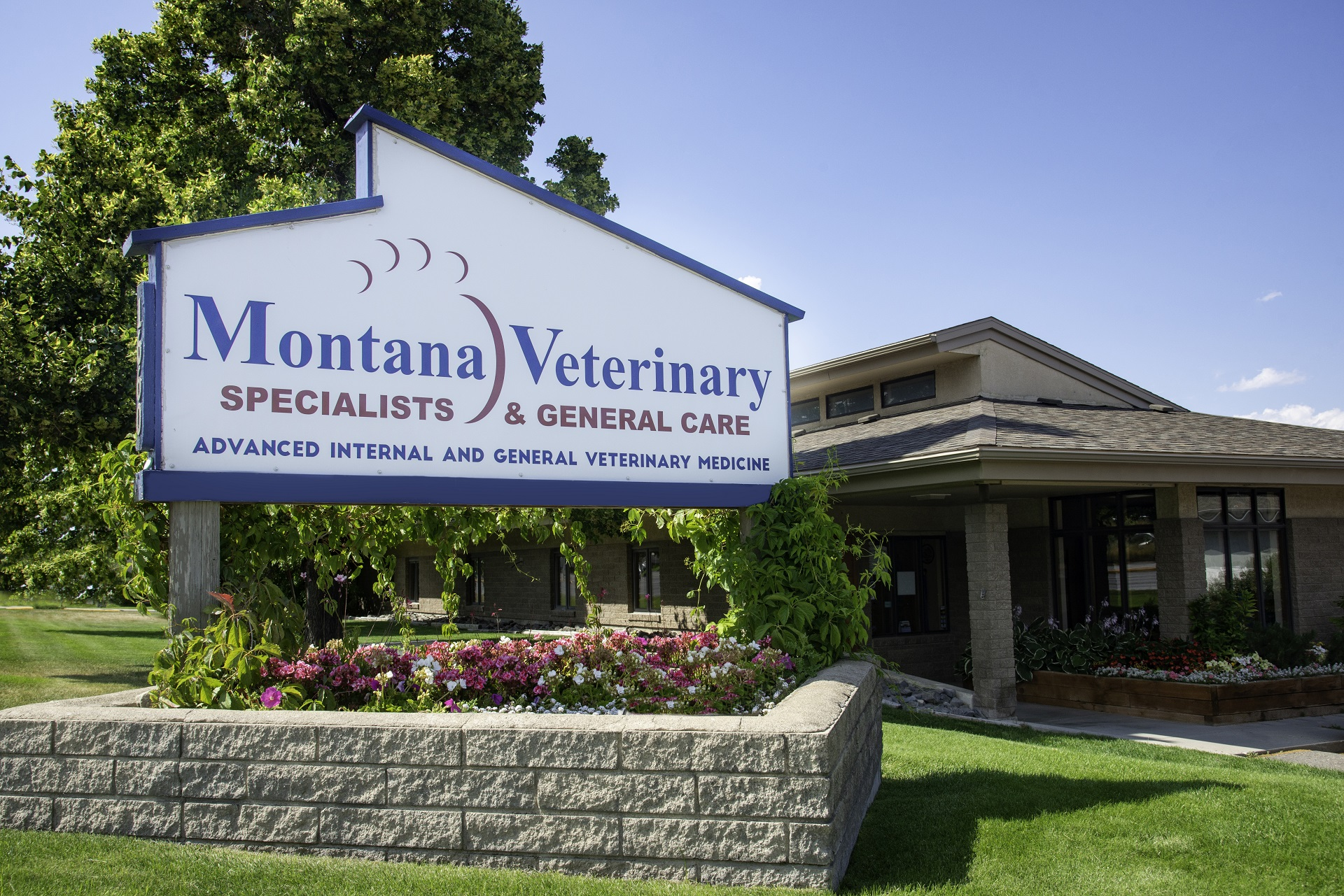Montana Veterinary Specialists & General Care
